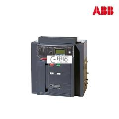 ABB 万能式隔离开关;E3N/MS 3200 WMP 3P NEW MYOYC110Vaa